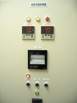 Constant temperature and humidity room