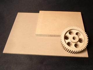 Base Paper for Sliding Materials