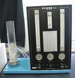 酸素指数測定(LOI)