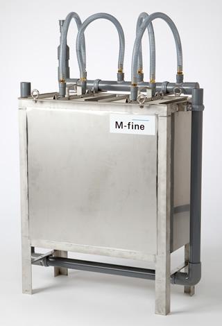 MBR(膜分離活性汚泥法)用浸漬膜ユニット