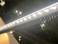 紙製放熱フィンを利用したLED間接照明