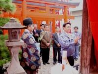 稲荷神社祭