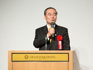 徳島県知事飯泉嘉門様祝辞